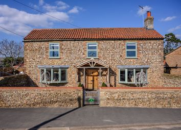 Thumbnail 4 bed detached house for sale in Low Road, Wretton, King's Lynn, Norfolk