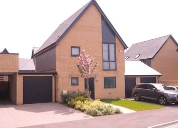 Brassie Wood, Chelmsford CM3. 3 bed link-detached house for sale