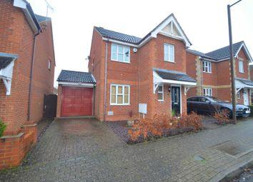 Thumbnail 3 bed detached house for sale in Gunver Lane, Tattenhoe, Milton Keynes