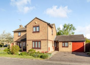 Thumbnail 6 bed detached house for sale in Barnard Way, Peterborough