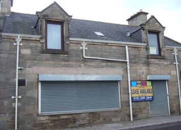 Thumbnail 2 bed flat to rent in 37 Main Street, Elgin