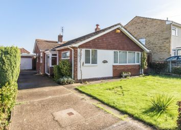 Thumbnail 2 bed bungalow for sale in Genesta Avenue, Seasalter, Whitstable