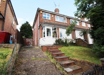 Thumbnail 3 bedroom semi-detached house to rent in Thirlmere Avenue, Tilehurst, Reading