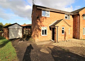 Thumbnail 3 bed semi-detached house for sale in Pennycress Close, Haydon Wick, Swindon