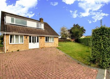 Thumbnail 4 bed detached house for sale in Pine Close, Brant Road, Waddington, Lincoln