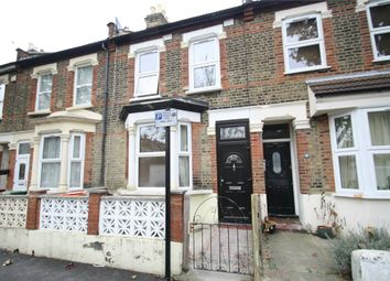 Thumbnail 3 bed terraced house to rent in Clifton Road, Forest Gate, London
