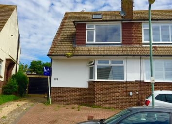 Thumbnail 4 bed property to rent in Heathfield Crescent, Portslade, Brighton