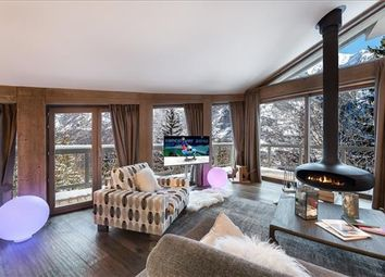 Thumbnail 4 bed detached house for sale in Centre Vacances Lorraine Savoie, Champs Du Masson 1550, 73120 Courchevel Saint Bon, France