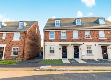Thumbnail 3 bed end terrace house for sale in Chepstow Drive, Bourne