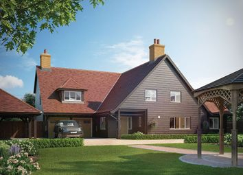 "Thumbnail 5 bed property for sale in ""The Wellington"" at Merry Hill Road, Bushey"