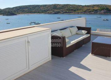 Thumbnail 4 bed town house for sale in Es Grau, Mahon, Balearic Islands, Spain