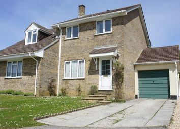 Thumbnail 3 bed semi-detached house for sale in Ashleigh Way, Probus, Truro