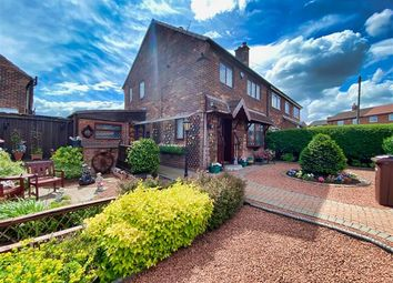 3 bed semi-detached house for sale in Luterel Drive, Swallownest, Sheffield S26