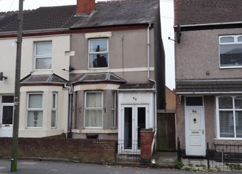 Thumbnail 2 bed terraced house for sale in Park Road, Bedworth