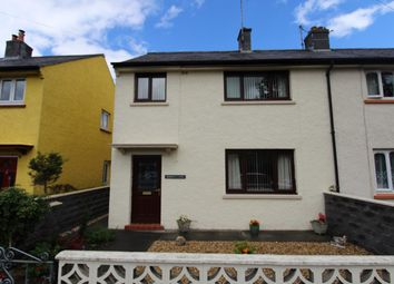 Thumbnail 3 bed semi-detached house for sale in Maes Yr Awel, Tregaron