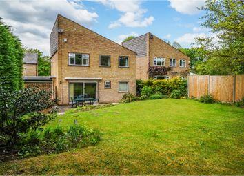 Thumbnail 4 bedroom detached house for sale in Ashfield, Milton Keynes