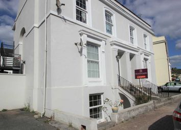 Thumbnail 1 bed flat to rent in Fellowes Place, Stoke, Plymouth