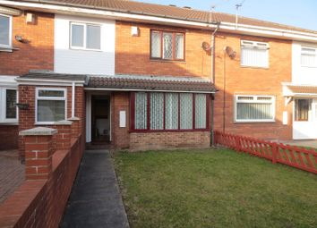 Thumbnail 4 bedroom terraced house to rent in Howick Park, Sunderland, Tyne And Wear.