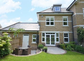 Thumbnail 4 bed town house for sale in Manor Place, St Monica's Road, Kingswood