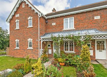 Thumbnail 2 bed terraced house for sale in Church Lane, Colden Common, Winchester, Winchester, Hampshire