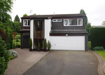 Thumbnail 4 bed detached house for sale in Woodvale, Darras Hall, Ponteland, Northumberland