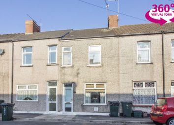 Thumbnail 2 bedroom terraced house for sale in Marshfield Street, Newport
