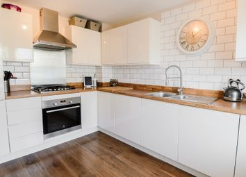 Thumbnail 3 bed terraced house for sale in Cowleaze, Swindon