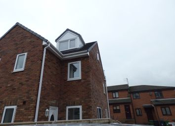 Thumbnail 3 bedroom town house to rent in Byron Close, Choppington