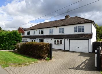 Thumbnail 4 bed property to rent in Greens Farm Lane, Billericay