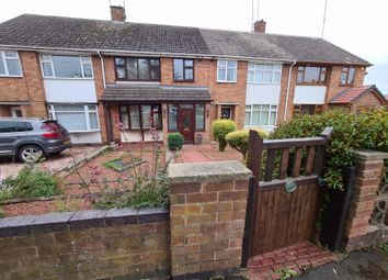 3 bed terraced house for sale in Frederick Neal Avenue, Coventry CV5
