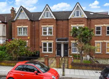 Thumbnail 3 bed terraced house for sale in Granville Road, Southfields, London