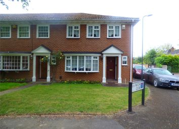 Thumbnail 3 bed town house to rent in Hempson Avenue, Slough, Berkshire