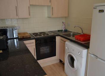 Thumbnail 1 bed terraced house to rent in Connaught Road, Cardiff