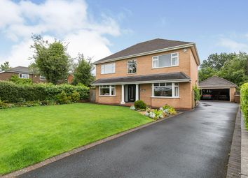 Thumbnail 4 bed detached house for sale in Merefield, Chorley, Lancashire
