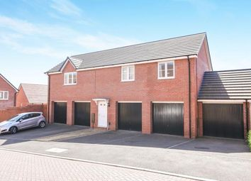 Thumbnail 2 bedroom detached house for sale in Fairweather Close, Redditch, Worcestershire