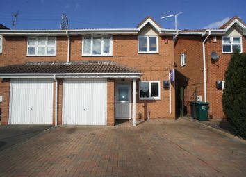 Thumbnail 3 bed semi-detached house to rent in Sevenlands Drive, Boulton Moor, Derby