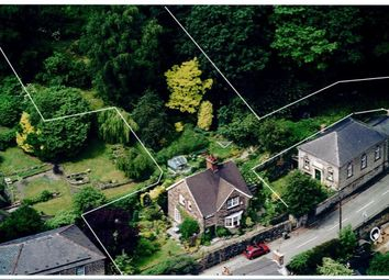 Thumbnail 4 bed detached house for sale in Chevin Road, Milford, Belper