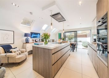 Thumbnail 5 bed terraced house for sale in Cristowe Road, Parsons Green, Fulham, London