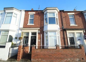 Thumbnail 3 bedroom flat for sale in Aston Street, South Shields
