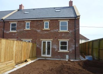 Thumbnail 3 bed end terrace house for sale in Adcroft Drive, Trowbridge