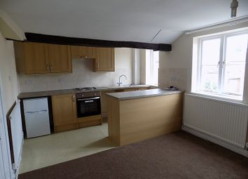 Thumbnail 1 bed flat to rent in 12 Market Place, Ashbourne, Derbyshire