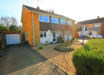 Thumbnail 3 bed semi-detached house for sale in Whins Close, Camberley