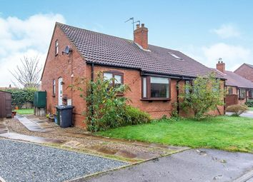 Thumbnail 3 bedroom bungalow to rent in Pasture Close, Wistow, Selby