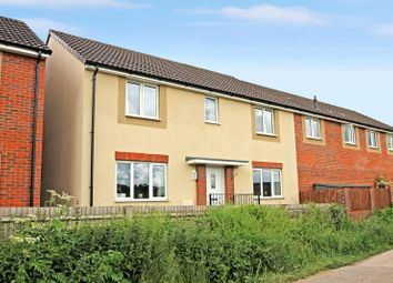 Thumbnail 4 bed semi-detached house for sale in Catcott Road, Wells