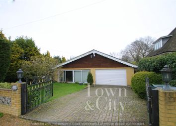Thumbnail 3 bed detached bungalow for sale in Woodland Close, New Barn, Longfield