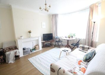 Thumbnail 4 bedroom terraced house to rent in Folkestone Road, London