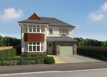 "Thumbnail 3 bed detached house for sale in ""Oxford Lifestyle"" at Cae Newydd, St. Nicholas, Cardiff"