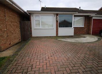 Thumbnail 2 bed semi-detached bungalow to rent in Lovens Close, Canvey Island, Essex