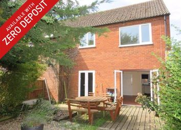 Thumbnail 1 bed flat to rent in Dairy Farm Court, High Street, Attleborough