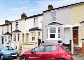 Thumbnail 3 bedroom terraced house for sale in Beaconsfield Road, Chatham, Kent